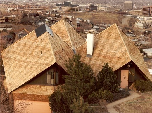 Tapersawn Cedar Shake Roof