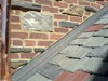 Slate Roof Rake Wall Z Bar Flashing